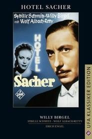 Hotel Sacher 1939