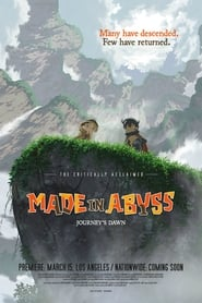 Made in Abyss: Journey's Dawn streaming