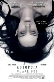 Poster de The Autopsy of Jane Doe (2016)