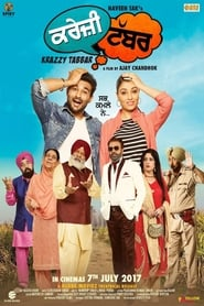 Watch Krazzy Tabbar (2017) HDRip Full Punjabi Movie Download