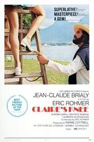 Claire's Knee 1970