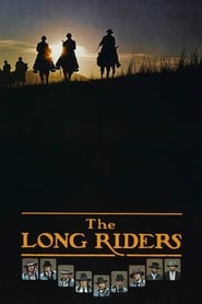 Poster The Long Riders 1980