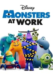 Poster Monsters at Work 2021
