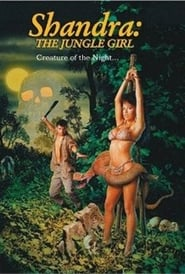 Shandra: The Jungle Girl plakat