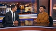 The Daily Show with Trevor Noah Season 24 Episode 23 : Kirsten Gillibrand & Tessa Thompson