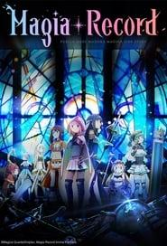 Poster Magia Record: Puella Magi Madoka Magica Side Story 2020