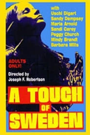 Poster A Touch of Sweden 1971