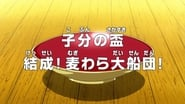 One Piece Dress Rosa Arc (2) Episode 745 : Sons' Cups! Straw Hat Fleet is Formed!