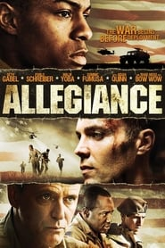 Poster for Allegiance