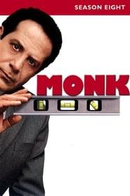 Monk - Season 8 poster