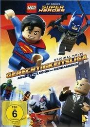 LEGO DC Comics Super Heroes: Gerechtigkeitsliga – Angriff der Legion der Verdammnis [2015]