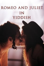 Poster for Romeo and Juliet in Yiddish