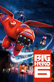 Big Hero 6 (2014) Hindi Dubbed