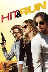 Poster Hit & Run 2012