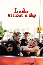 Poster L.A. Without a Map 1999