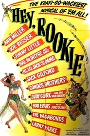 Poster Hey, Rookie 1944