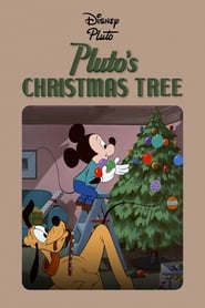L'albero di Natale di Pluto 1952