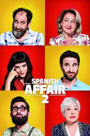 Poster Spanish Affair 2 2015