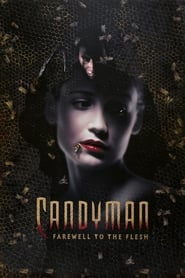 Poster for Candyman: Farewell to the Flesh