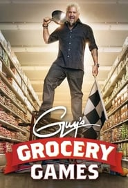 Seriencover von Guy's Grocery Games
