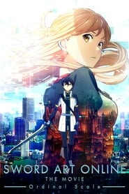Poster Sword Art Online: The Movie - Ordinal Scale 2017