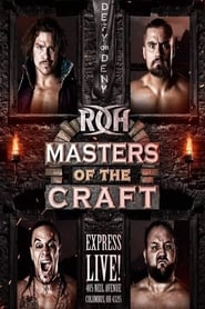 Regarder ROH Masters Of The Craft 2018