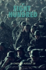 The Eight Hundred (2020) poster