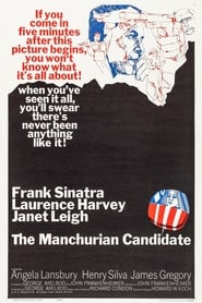 Poster for The Manchurian Candidate