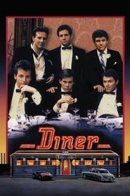 Poster Diner 1982