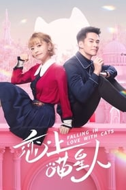 Falling in Love With Cats (2020) poster