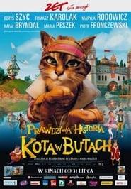 Prawdziwa historia Kota w Butach (2009) Zalukaj Online Cały Film Lektor PL