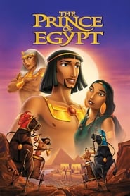 Poster The Prince of Egypt 1998