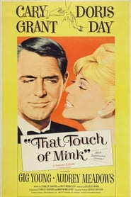 Poster That Touch of Mink 1962