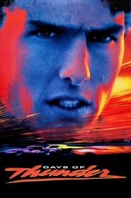 Poster for Days of Thunder