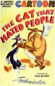 Poster The Cat That Hated People 1948