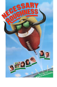Poster Necessary Roughness 1991