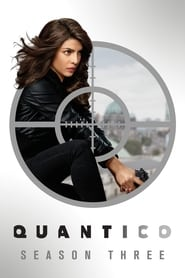 Quantico S03E11 – The Art of War poster