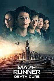 Maze Runner: The Death Cure (2018) 1080P 720P 420P Full Movie Download