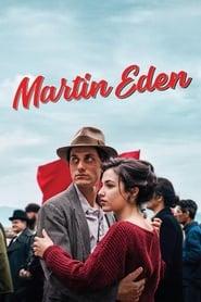 Martin Eden (2019) poster