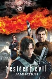 Poster Resident Evil: Damnation 2012