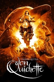 film L'homme qui tua Don Quichotte streaming