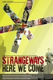 Poster Strangeways Here We Come