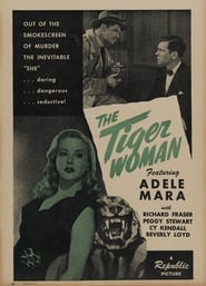 The Tiger Woman image