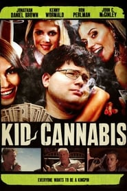 Poster Kid Cannabis 2014