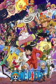 One Piece Season 16 Episode 669 : A Moving Castle! The Top Executive Pica Rises up!