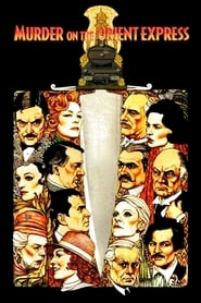 Poster Murder on the Orient Express 1974