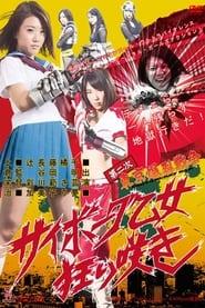 第二次東京爆裂戦争 サイボーグ乙女狂い咲き 2013