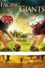 Poster Facing the Giants 2006
