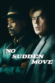 Poster No Sudden Move 2021