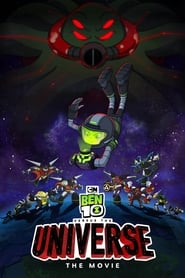 Ben 10 Versus the Universe: The Movie (2020) poster